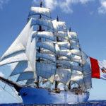 Największy żaglowiec Ameryki - peruwiański bark BAP Union