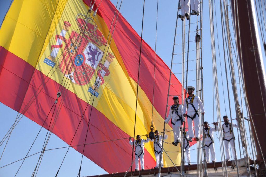 Parada rejowa załogi Juana Sebastiana de Elcano
