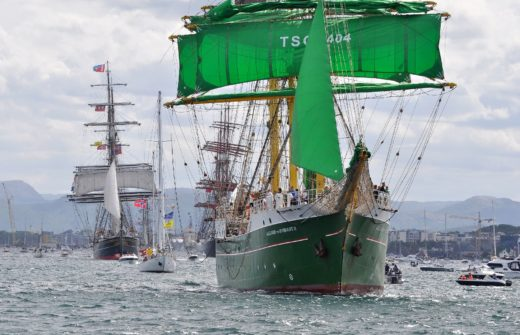 Parada Tall Ships Stavanger