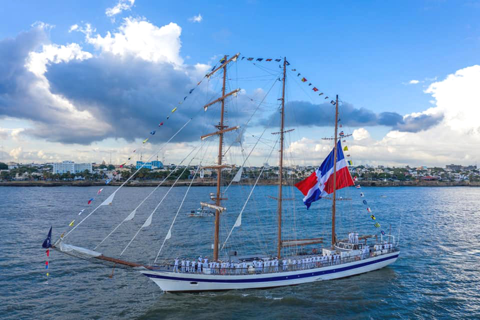 Almirante Juan Bautista Cambiaso / fot. Armada de Republica Dominicana