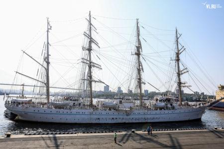Kaiwo Maru II we Władywostoku