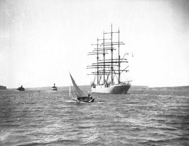 fot. Samuel J. Hood / Australian National Maritime Museum