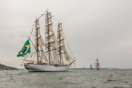 fot. Valery Vasilevsky / Sail Training International