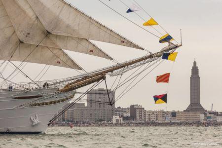 Cisne Branco / fot. Valery Vasilevsky / Sail Training International