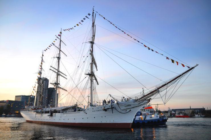 Dar Pomorza w Gdyni