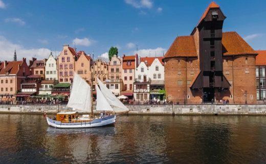 Baltic Star w Gdańsku / fot. POLSail