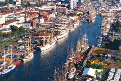 Zlot żaglowców Sail Bremerhaven