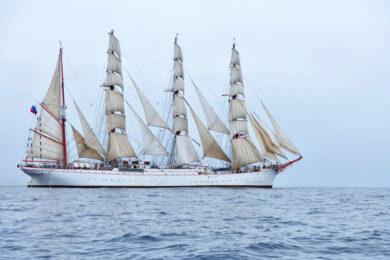 Największy żaglowiec szkolny świata Sedov / fot. Russian Sails