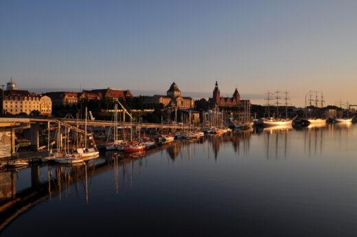 zlot żaglowców Tall Ships Races Szczecin
