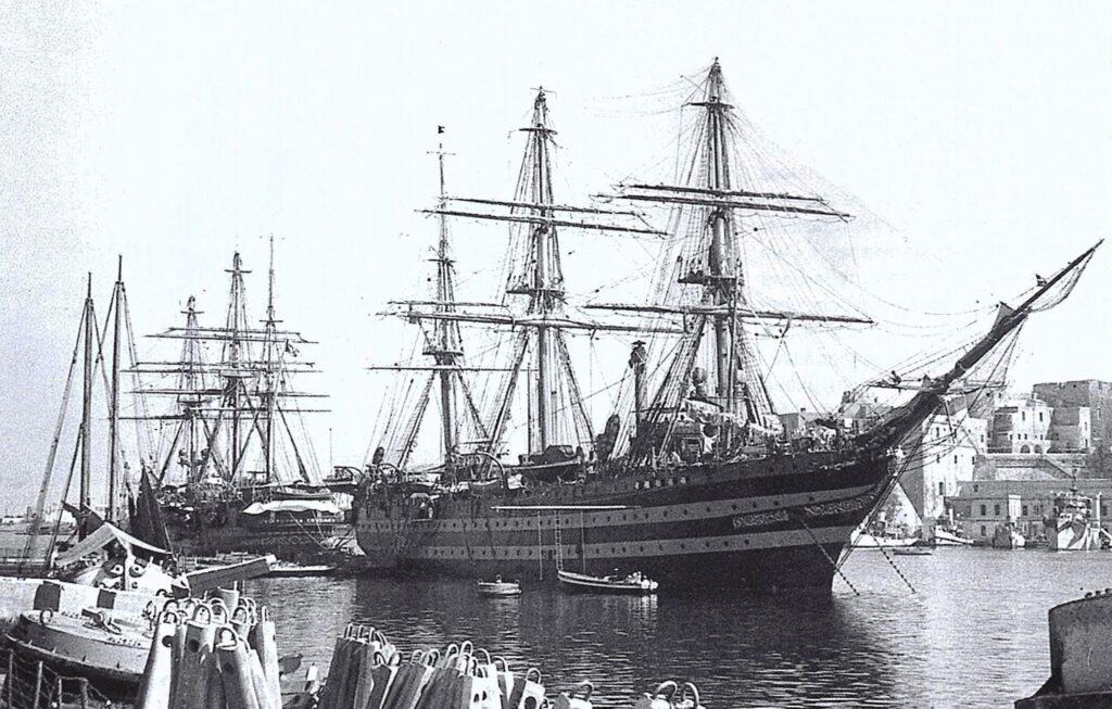Amerigo Vespucci i Cristoforo Colombo