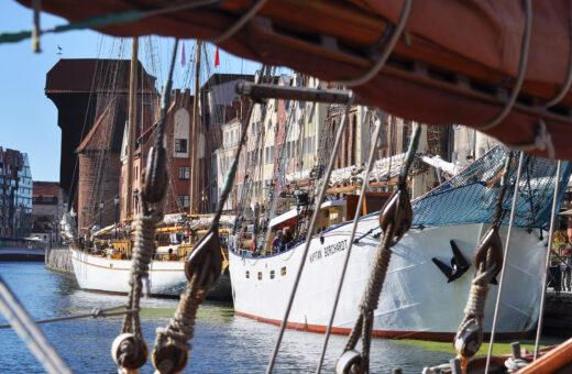 Zlot żaglowców Baltic Sail Gdańsk