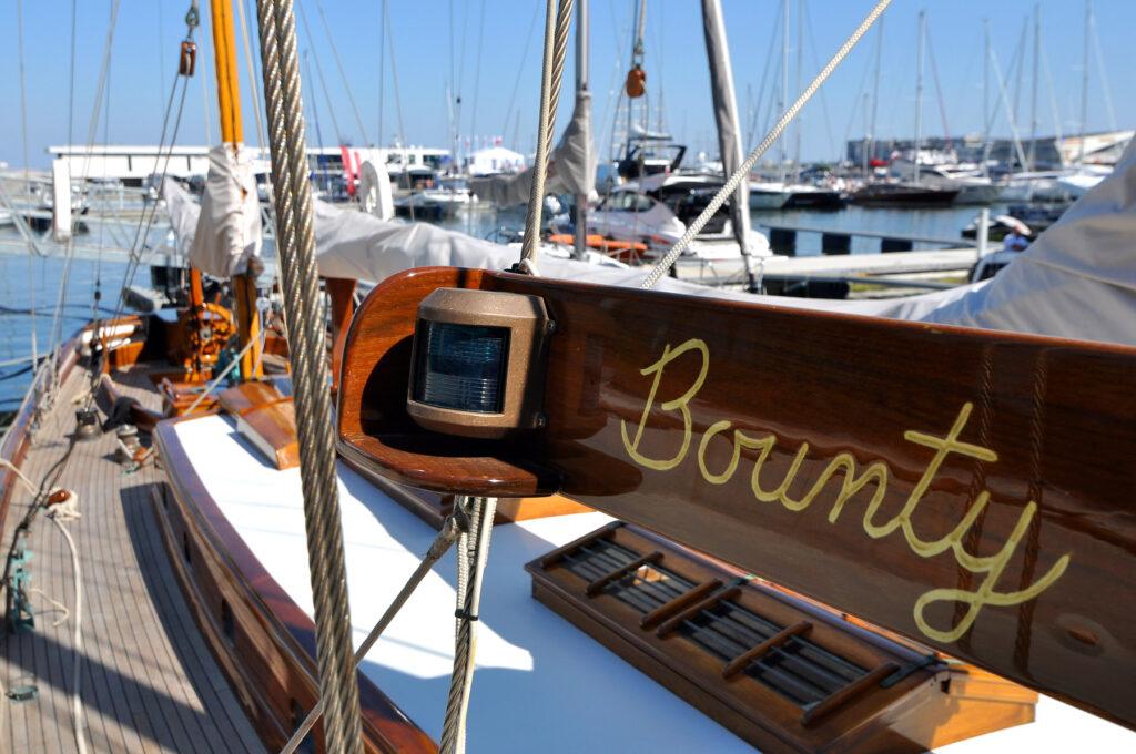 Bounty w Gdyni