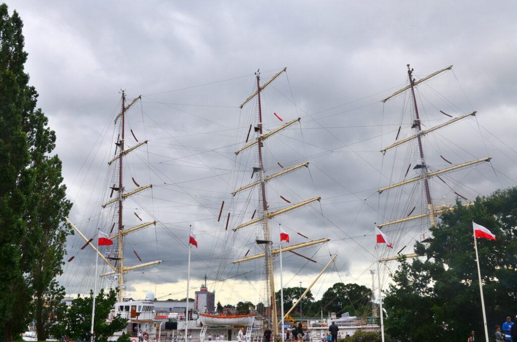 Dar Młodzieży na Westerplatte
